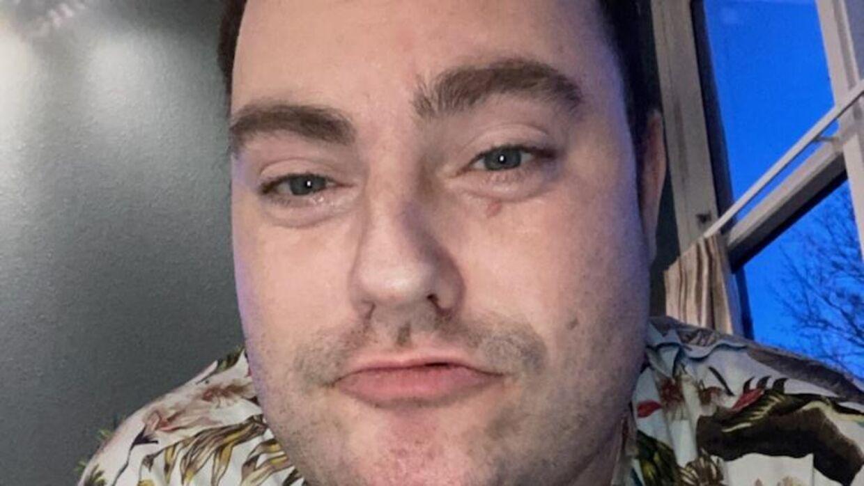 Politiet efterlyser Morten Pedersen, som er forsvundet.