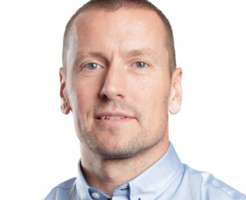 Michael Jørgensen.