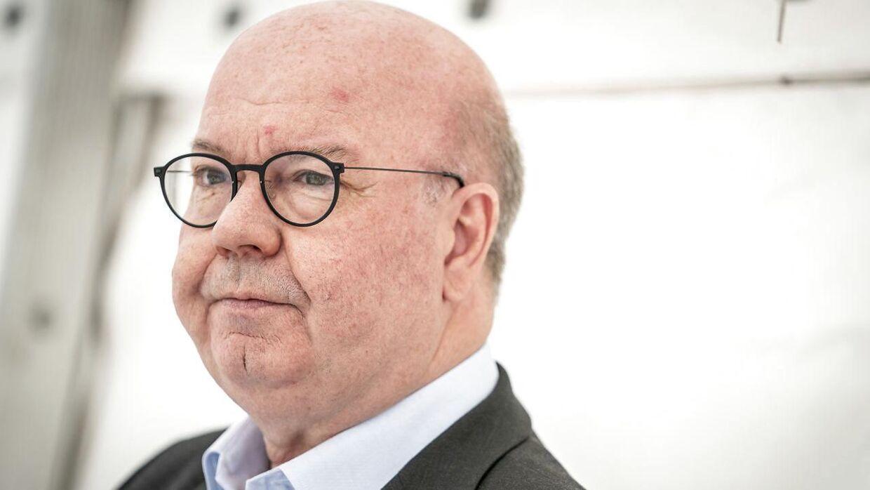 DBU-formand Jesper Møller.