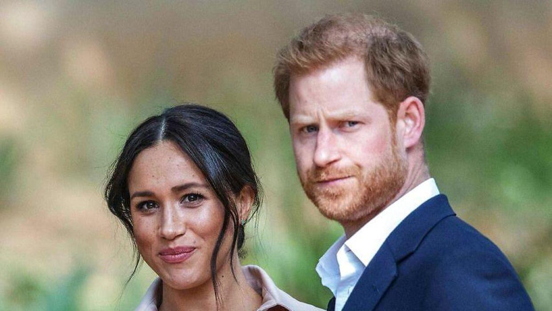 Harry og Meghan har forladt det britiske kongehus, og det har ført til uro i familien.