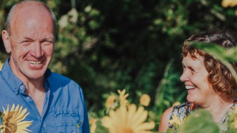 Hans Jensen og Connie Østergaard startede Gl. Brydegaard sammen tilbage i 2005. Foto: gammelbrydegaard.dk