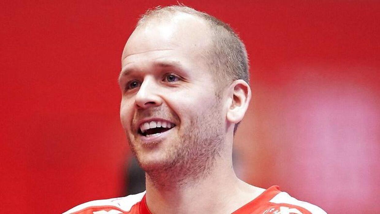 Anders Eggert spillede søndag sin sidste kamp i karrieren.