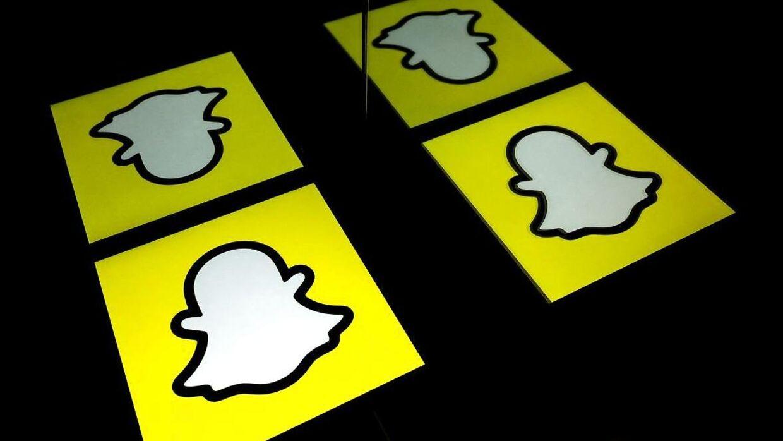 Snapchat blev lanceret i 2011.