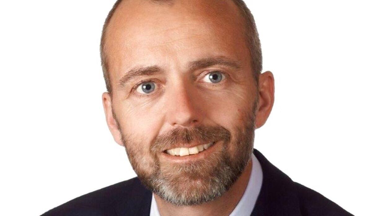 Claus Thykjær, forhenværende kommunaldirektør i Greve Kommune.