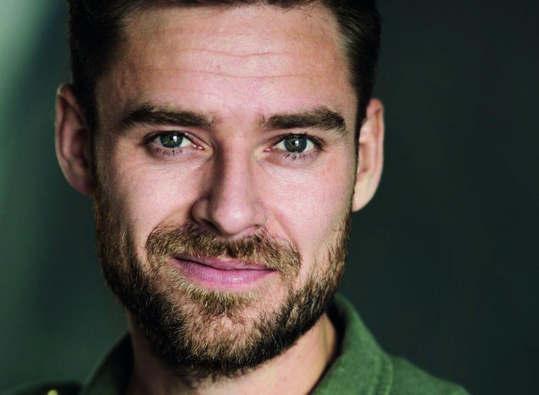 Johannes Nymark, skuespiller