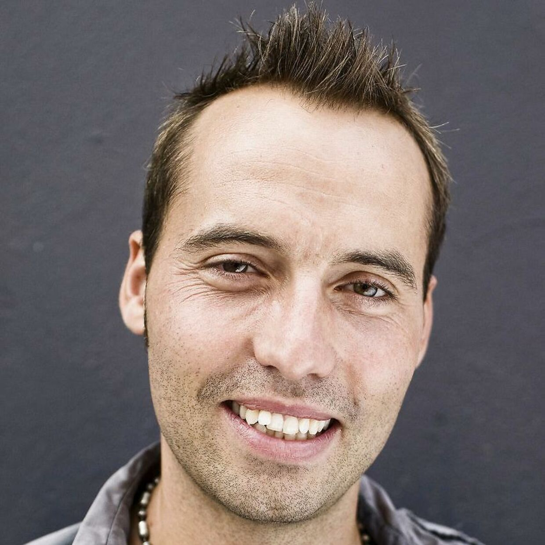 Komikeren Torben Chris er en del af ejerkredsen i Comedy Zoo.
