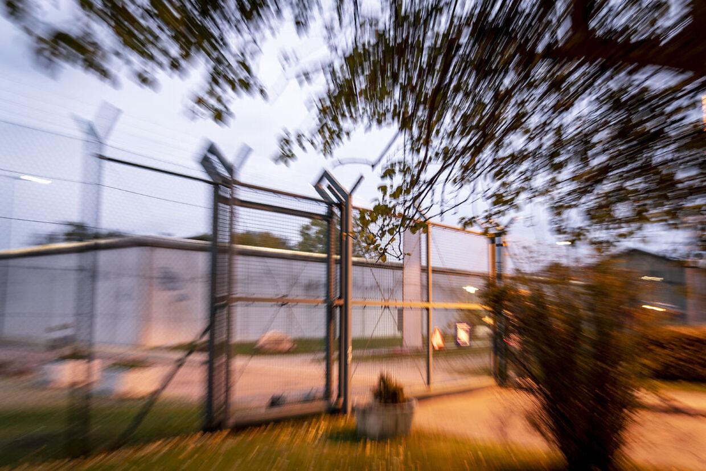 Herstedvester Fængsel i Albertslund.