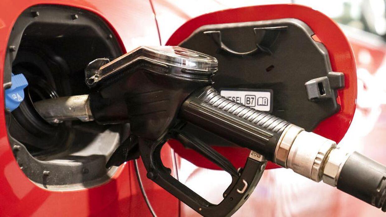Omkring 30 bilister fik diesel i deres benzintanke.