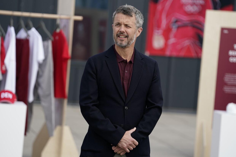 DIF og Team Danmark offentliggør de danske fanebærere til OL i Tokyo på et pressemøde i Experimentarium i Hellerup.