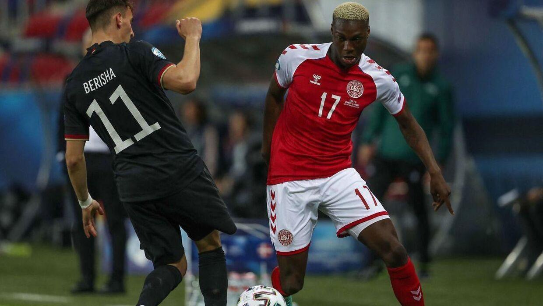 Mohamed Daramys fik vist sig godt frem ved U21-EM.