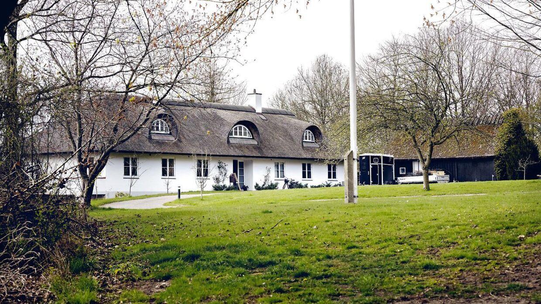 Jens Christian Bundgaards hus i Farum, som han købte i 2016 og efterfølgende renoverede. En underentreprenør fik besked på at skrive PET på fakturaerne på det arbejde, der blev lavet i hans hus.
