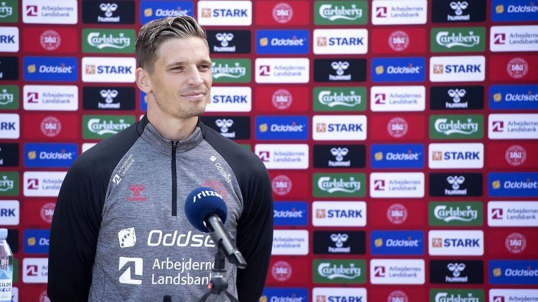 Jens Stryger Larsen.