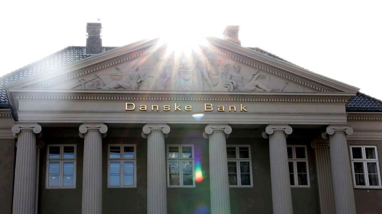 Arkivfoto. Danske Bank er blevet sigtet af Bagmandspolitiet.