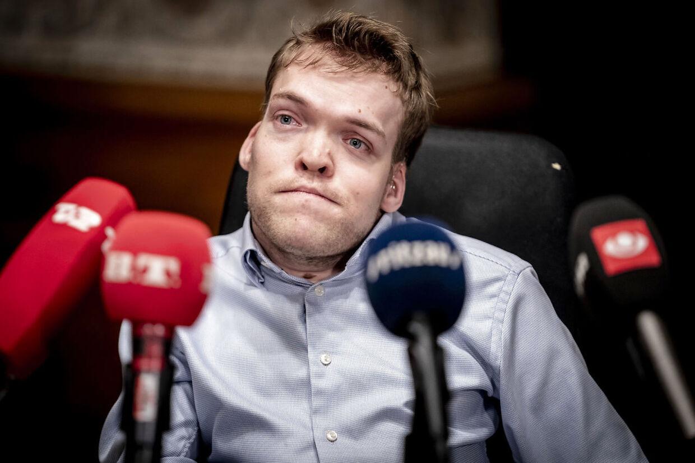 Kristian Hegaard, retsordfører i Radikale Venstre, oplever ofte at der bliver skrevet voldsomme ting om ham på de sociale medier. Natten til fredag lagde han nogle eksempler op på Twitter.