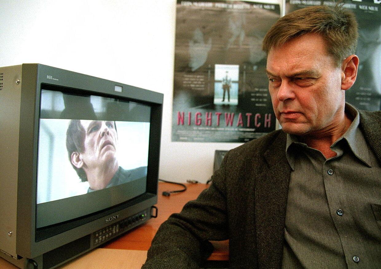 Ulf Pilgaard ser den amerikanske version af filmen, hvor Nick Nolte spillede rollen som politikommissær.