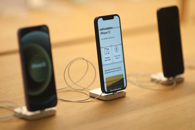 Det er blandt andet Apples nyeste iPhone 12 Mini, der får techgiganten til at udsende en advarsel til personer med pacemaker.
