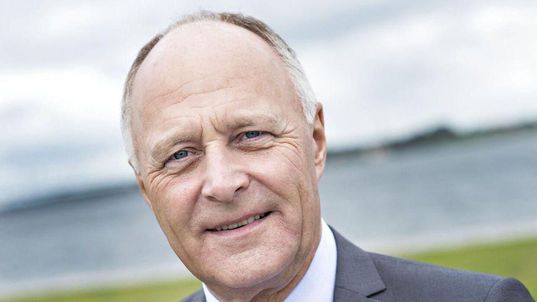 Torben Østergaard-Nielsen kan glæde sig over et stort overskud trods corona-krisen.