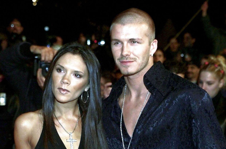 David og Victoria Beckham til filmfestivali Cannes VANINA LUCCHESI / AFP
