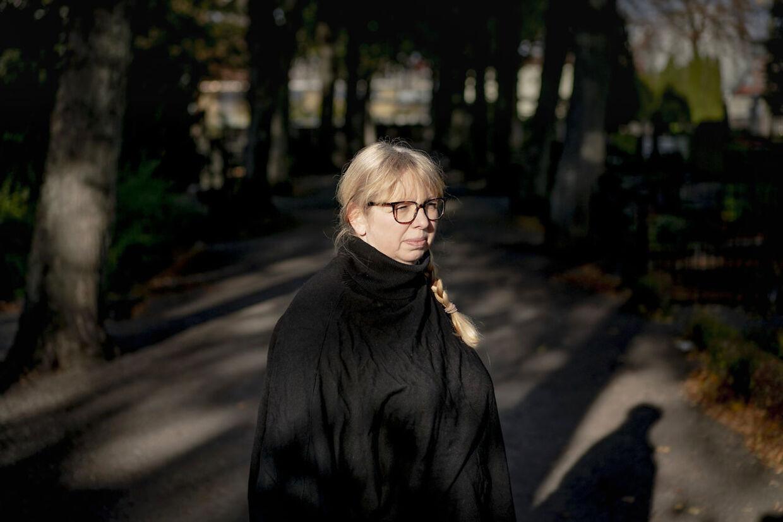 49-årige Kristina Olsson er en af de kvinder, som står frem og fortæller, hvordan hun oplevede at blive krænket af folketingspolitiker Naser Khader (K) tilbage i 2000.