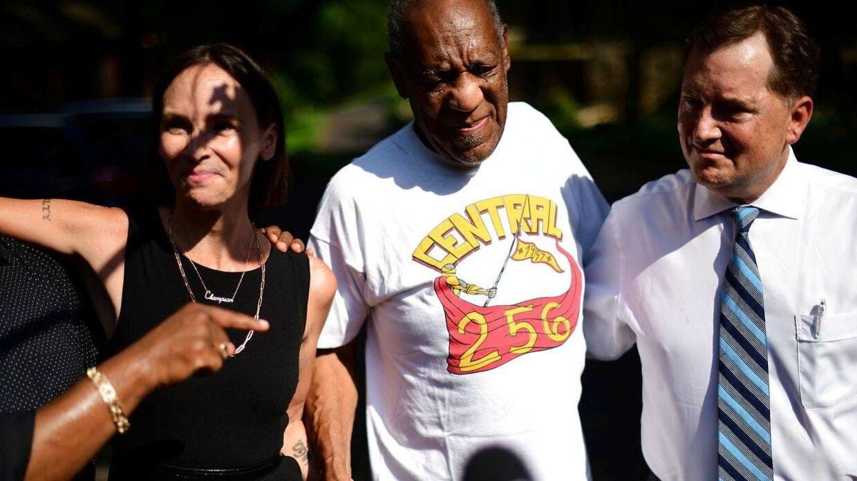Bill Cosby bliver budt velkommen hjem onsdag lokal tid.