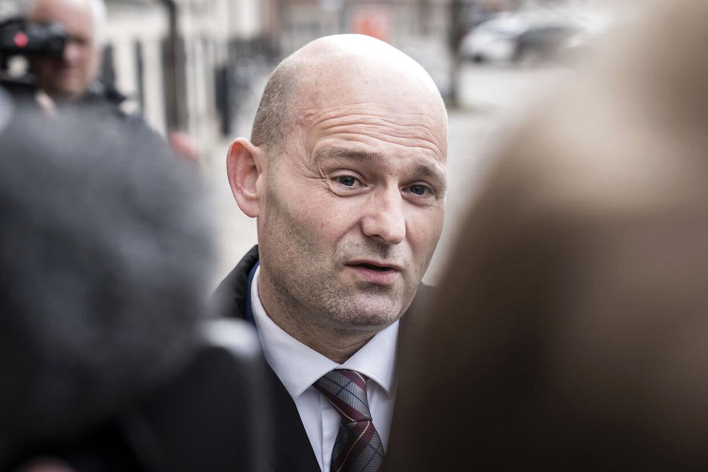 Søren Pape Poulsen er formand for Det Konservative Folkeparti (Foto: Emil Helms/Ritzau Scanpix)