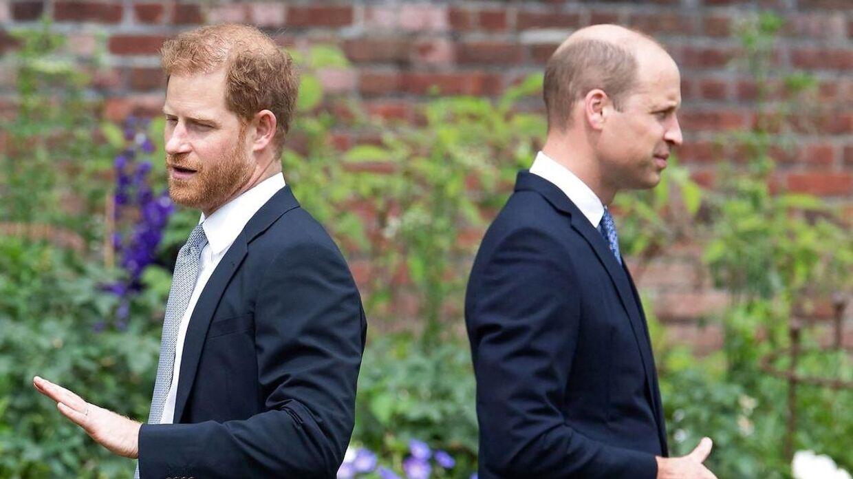 Forholdet mellem William og Harry har ikke været godt længe.