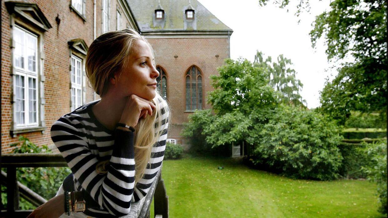 Caroline Flemings familie har ejet Valdemars Slot i over 300 år.