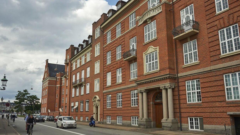Grevinde Alexandra har tidligere boet i denne bygning i Store Kongensgade.