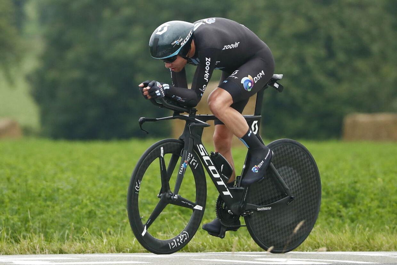 Casper Pedersen kører sit andet Tour de France.