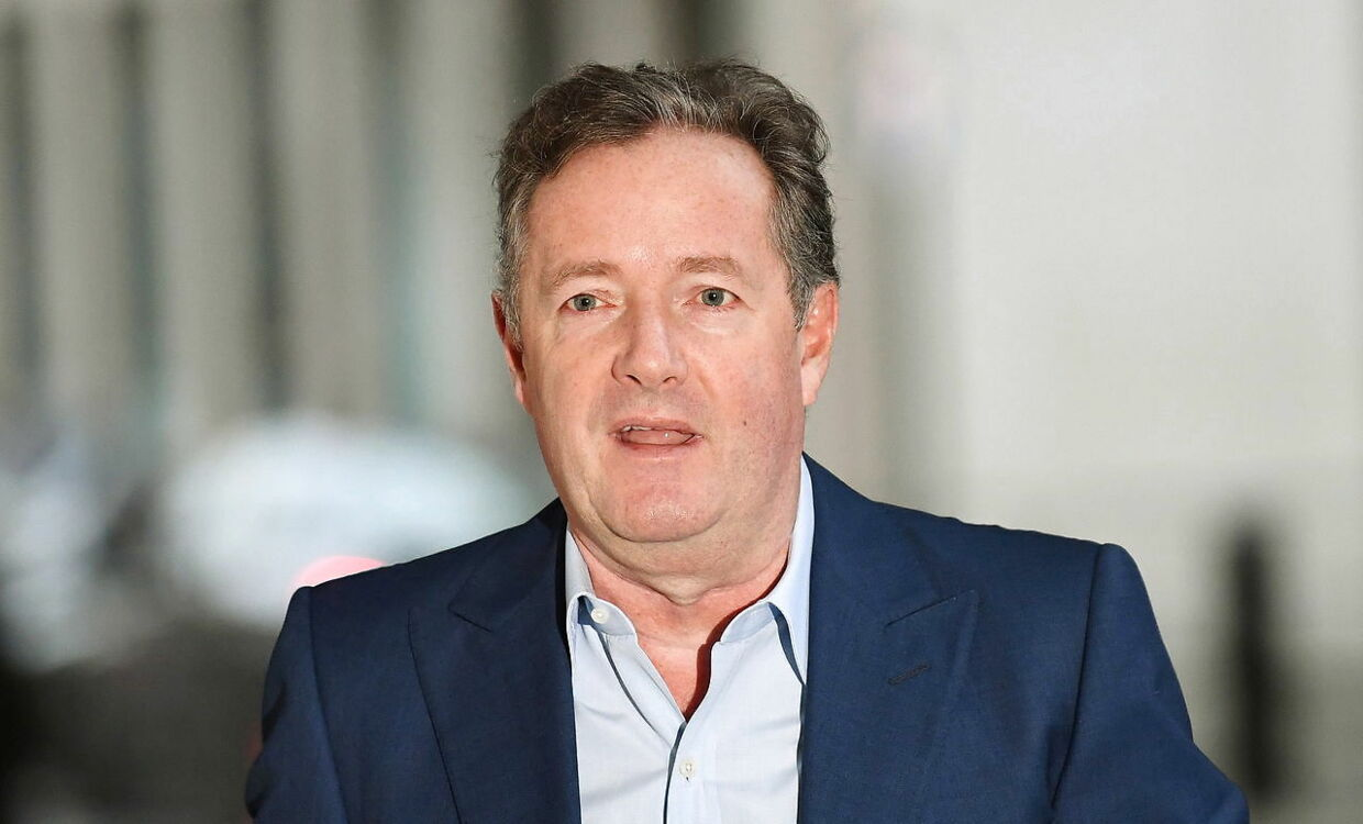 epa09065959 (FILE) - British journalist and television presenter Piers Morgan arrives for an interview at British Broadcasting Corporation's (BBC) Broadcasting House in London, Britain, 28 January 2018 (reissued 10 March 2021). The debate over the interview by Duchess Meghan and Prince Harry has personal consequences in Britain. One of Meghan's opponents, Piers Morgan, has lost his job at ITV's Good Morning Britain. EPA/NEIL HALL *** Local Caption *** 54070178