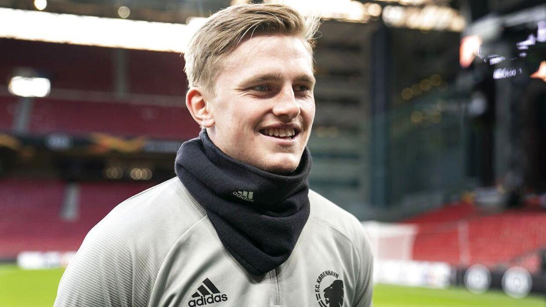 Mikkel Kaufmann.