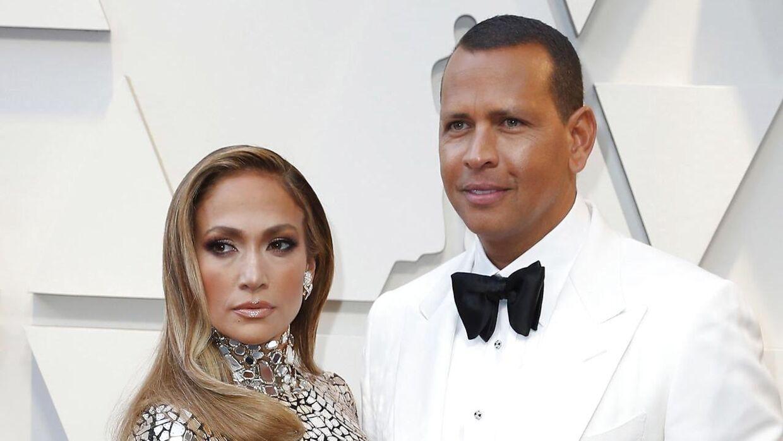 Jennifer Lopez skulle egentlig giftes med Alex Rodriguez. Men Ben Affleck fejede ham af vejen.