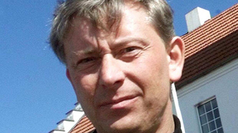 Godsejer Jens Dinesen mødte flere gange sin ekskone i retten i forbindelse med deres skilsmisse.