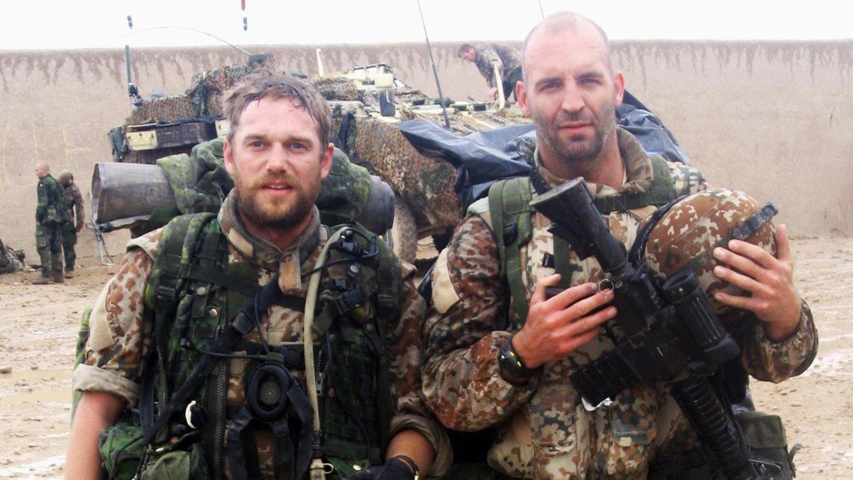 Konservative Marcus Knuth har kæmpet mod Taleban i Afghanistan i 2008-09. Privatfoto