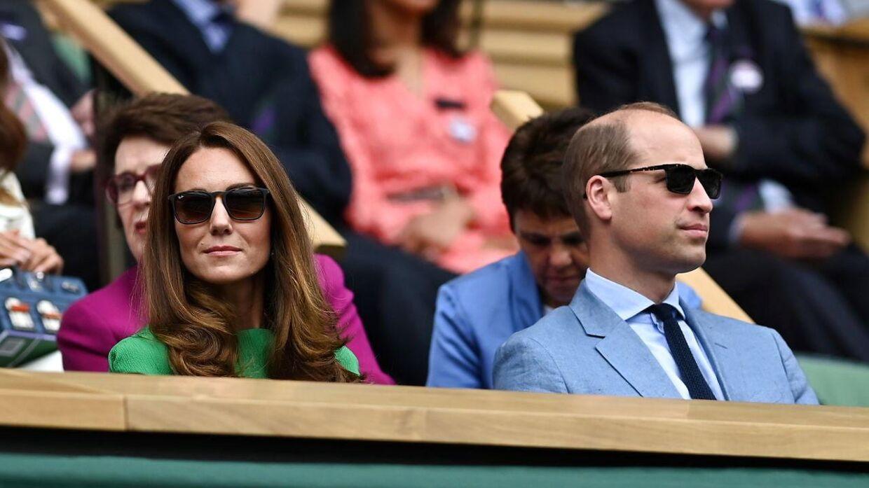 Hertuginde Kate og prins William.