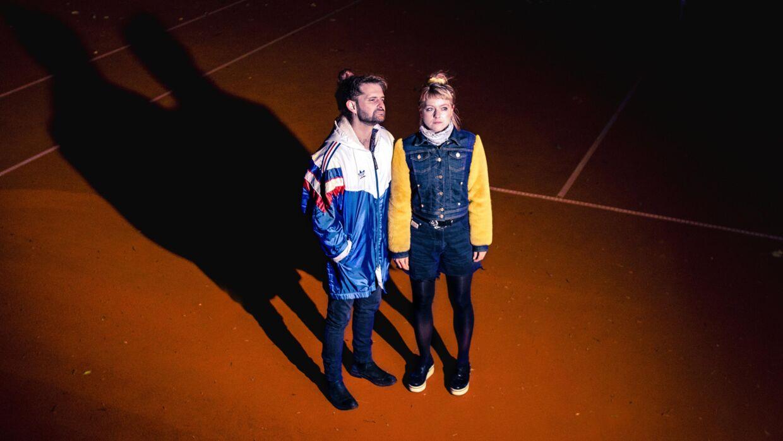 Sys Bjerre og Peter Lützen dannede par i omtrent fire år og nåede at udgive musik sammen under kunstnernavnet Sys&Peter.