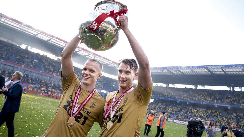 Andreas Maxsø har været en kæmpe succes i Brøndby.