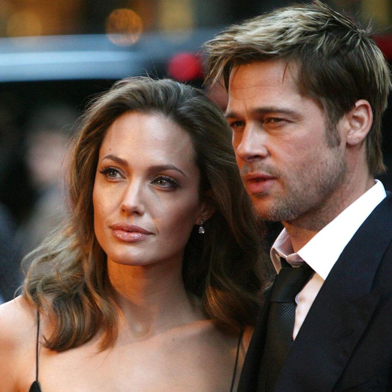 Brad Pitt og Angelina Jolie var blandt verdens hotteste par, da de stadig var sammen. Her var skuespillerparret til premiere i New York sammen i 2007.
