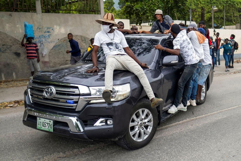 Frygt for yderligere ballade i det allerede politisk anspændte Haiti.