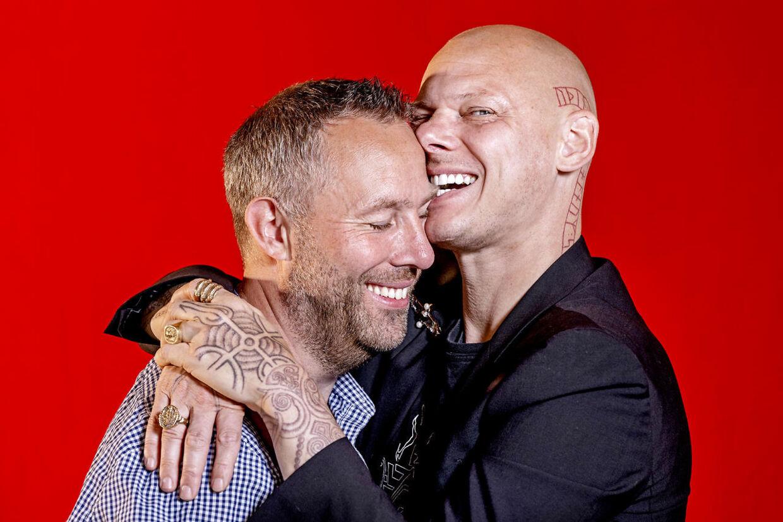 I 20 år har Jim Lyngvild og Morten Paulsen været par og er ikke i tvivl om, at deres forskelligheder er deres styrke.