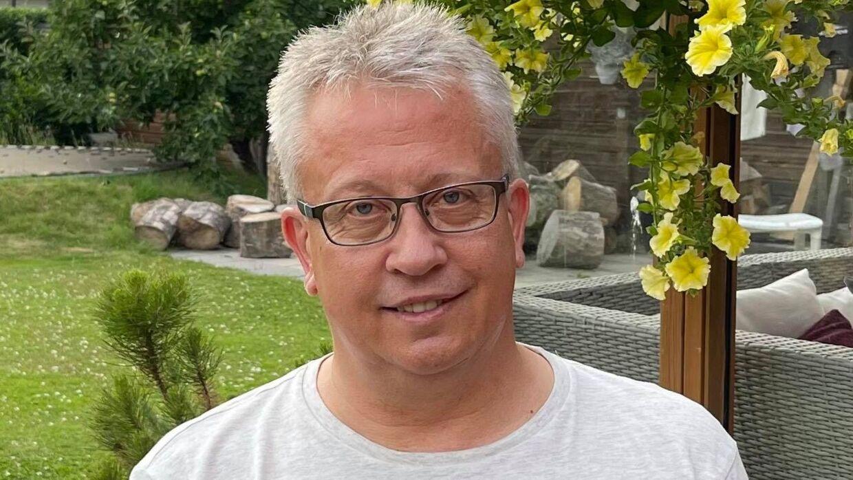 Bjarne Jeppesen mener, at Danske Regioner er for langsomme til at reagere. Han efterlyser en hurtigere løsning, så han ikke bliver syg af sin behandling. Foto: Privat.