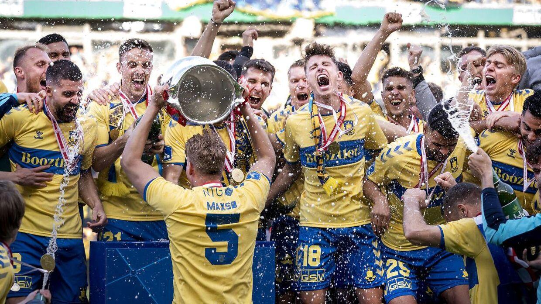 Brøndby har sikret sig en historisk aftale med Hummel.