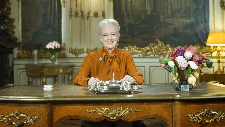 Dronningen nævnte i nytårstalen i 2016, at prins Henrik ville gå på pension.