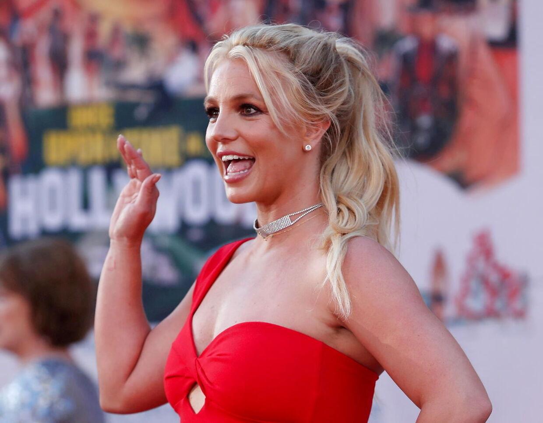 Britney Spears har kastet sig ud i kampen for at genvinde kontrollen over sit eget liv. REUTERS/Mario Anzuoni/File Photo/File Photo