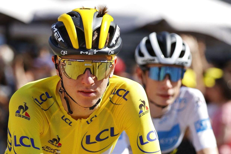 Der kan godt gå ret mange år, før nogen som helst kan slå ham her i Tour de France.