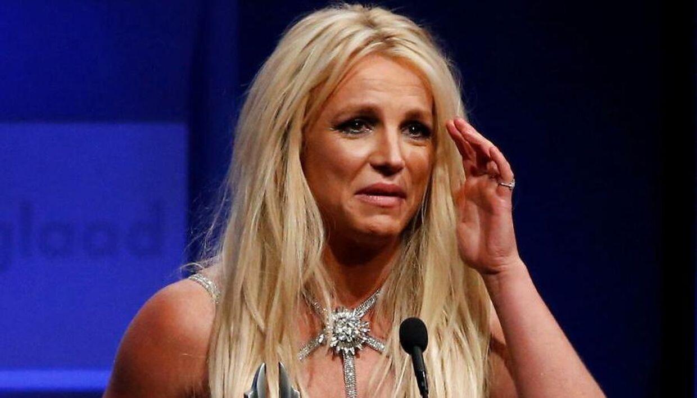 Britney Spears er rasende.