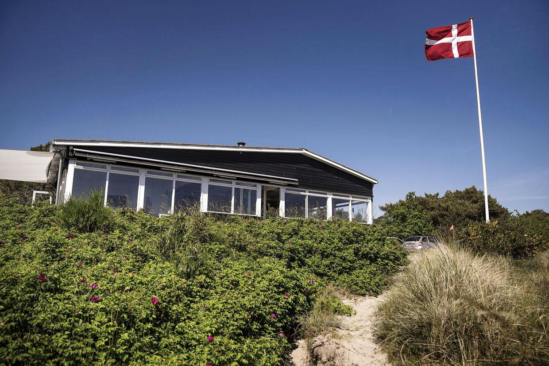 Restaurant Kadeau Bornholm. Baunevej 18, 3720 Aakirkeby