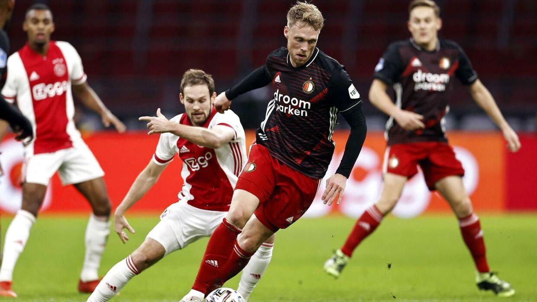 Nicolai Jørgensen fortsætter sin karriere i Istanbul.