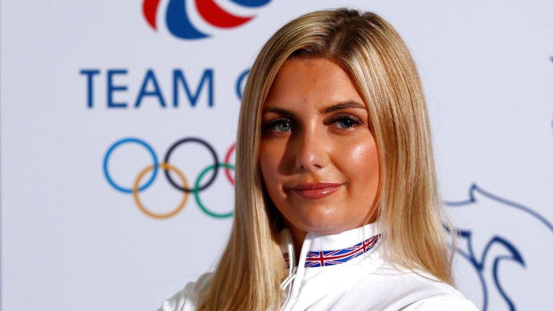 Den britiske guldfavorit Amber Hill kommer ikke til deltage ved OL i Tokyo.