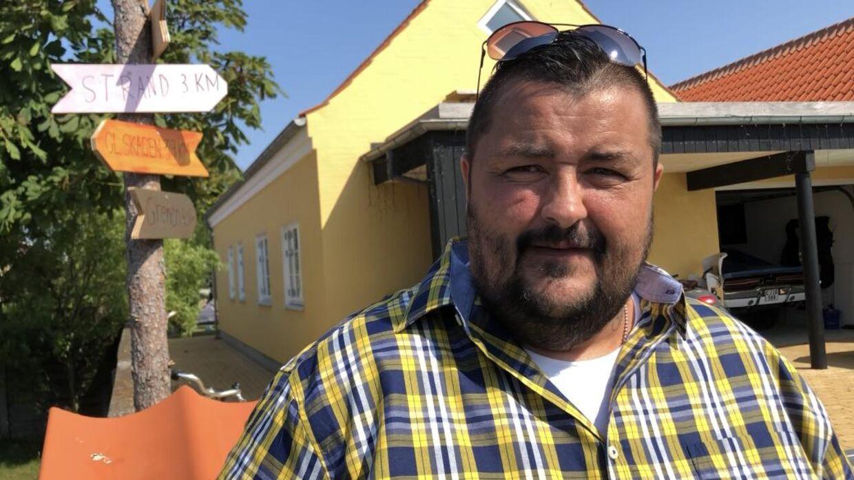 Søren Dietz bor i Skagen og glæder sig hvert år til uge 29.